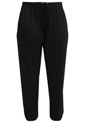 Zalando Essentials Tracksuit Bottoms Black