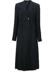 Yang Li Soft Coat Black