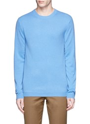 Ink Crew Neck Cashmere Sweater Pink