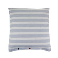 Tommy Hilfiger Pale Blue Striped Pillowcase 65X65