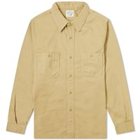 Orslow Work Shirt Neutrals