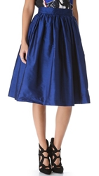 Partyskirts By Skot Jamie's Party Skirt Navy