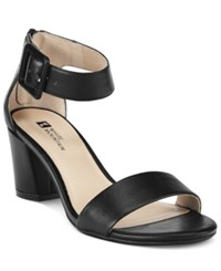 White Mountain Elixir Dress Sandals A Macy's Exclusive Style Women's Shoes Black