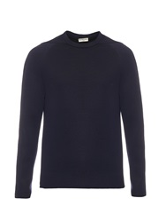 Balenciaga Double Faced Jersey Sweatshirt