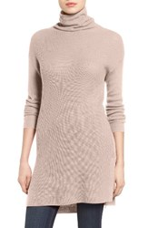 Halogenr Women's Halogen Funnel Neck Tunic Pink Smoke