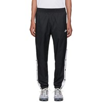 Nike Black And White Tearaway Track Pants 010Blkwht