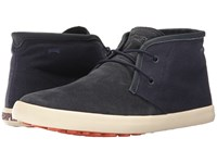 Camper Pelotas Persil Vulcanizado K300066 Dark Blue 1 Men's Lace Up Boots