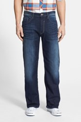 Mavi Jeans 'Max' Relaxed Fit Deep Colorado Regular And Tall Blue
