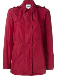 Aspesi 'Sardina' Windbreaker Red