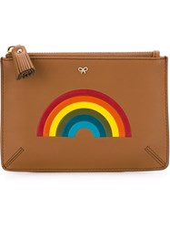 Anya Hindmarch Rainbow Pouch Wallet