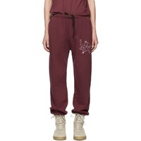 Adaptation Red La Anarchy Lounge Pants