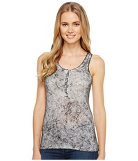 Rock And Roll Cowgirl Tank Top 49 2115 Grey Women's Sleeveless Gray
