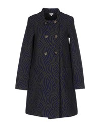 Hoss Intropia Coats And Jackets Coats Women Dark Blue
