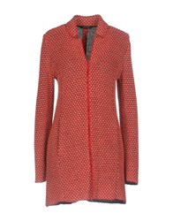 Anne Claire Anneclaire Cardigans Red