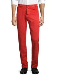 Kiton Regular Fit Colored Jeans