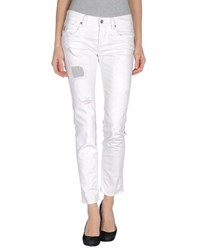 We Are Replay Denim Denim Trousers Women