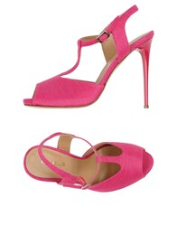 Stele Footwear Sandals Women Fuchsia