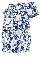 Isabella Oliver Anaise Print Tshirt Fluid Flora Multicoloured