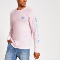 Hype Playstation Pink Long Sleeve T Shirt