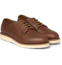 Red Wing Shoes Postman Leather Oxford Shoes