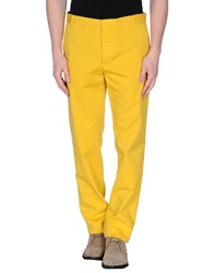 Band Of Outsiders Casual Pants Yellow