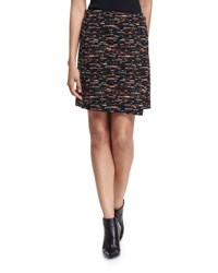 Grey Jason Wu Asymmetric Tweed Wrap Skirt Multi Multi Tweed