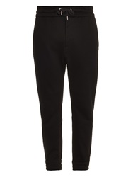 Helmut Lang Flat Loop French Terry Track Pants