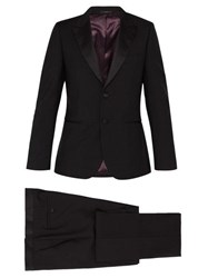 Paul Smith Soho Wool And Mohair Blend Suit Black