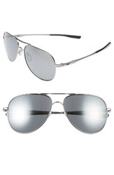 Oakley Men's Elmont 60Mm Polarized Aviator Sunglasses