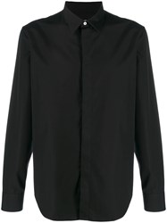 Maison Martin Margiela Button Up Shirt Black