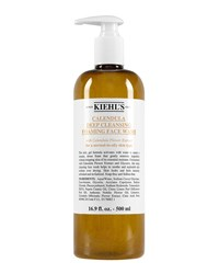Calendula Deep Cleansing Foaming Face Wash 16.9 Oz Kiehl's Since 1851