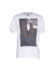 Roundel London T Shirts White