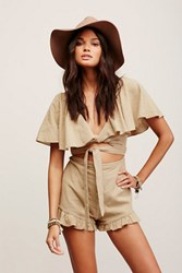 Endless Summer Gretchen Romper