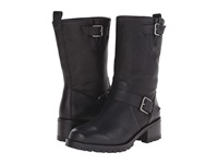Cole Haan Hemlock Boot Black Leather Women's Pull On Boots
