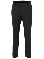 Racing Green Charcoal Hopsack Trouser
