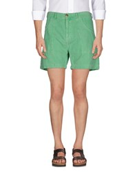 Lightning Bolt Shorts Green