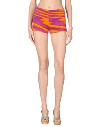 Missoni Shorts Orange