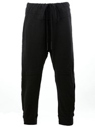 Lost And Found Ria Dunn Drawstring Track Pants Black
