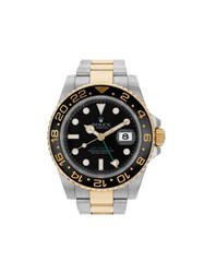 Rolex Pre Owned Gtm Master Ii 40Mm 60