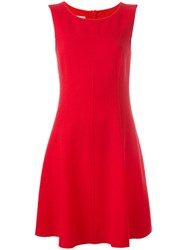 Armani Collezioni Flared Dress