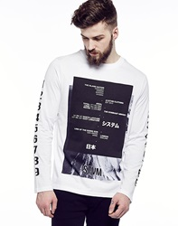 Systvm Zone Long Sleeve T Shirt