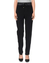 Angelo Marani Trousers Casual Trousers Women Black