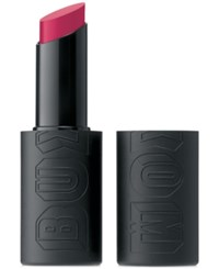 Buxom Cosmetics Big And Sexy Bold Gel Lipstick Defiant Bloom Matte Classic Blue Pink