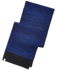 Alfani Space Dyed Scarf Cobalt