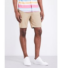Tommy Hilfiger Denton Classic Fit Stretch Cotton Shorts Kelp