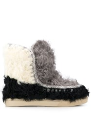 Mou Fw111013m Mix G Leather Fur Exotic Skins Leather 60