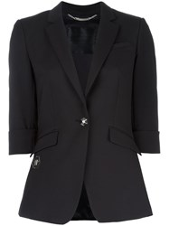 Philipp Plein Polaris Blazer Black