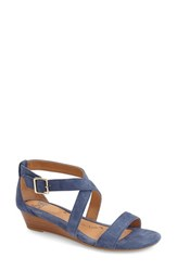 Women's Sofft 'Innis' Low Wedge Sandal 1 3 4' Heel