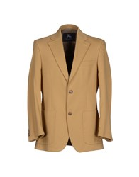 Burberry London Suits And Jackets Blazers Men Camel