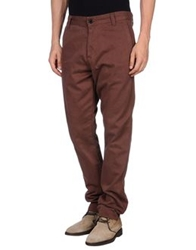 Trainerspotter Casual Pants Cocoa